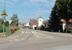 Travaux : aménagement de la Traversée de Krautergersheim