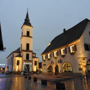 Fin des travaux d'aménagement de la Traversée de Krautergersheim