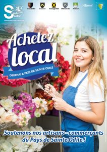 "INFORMATIONS AUX COMMERCANTS – ""ACHETEZ LOCAL"""