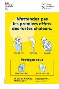 Read more about the article PREVENTION – CANICULE