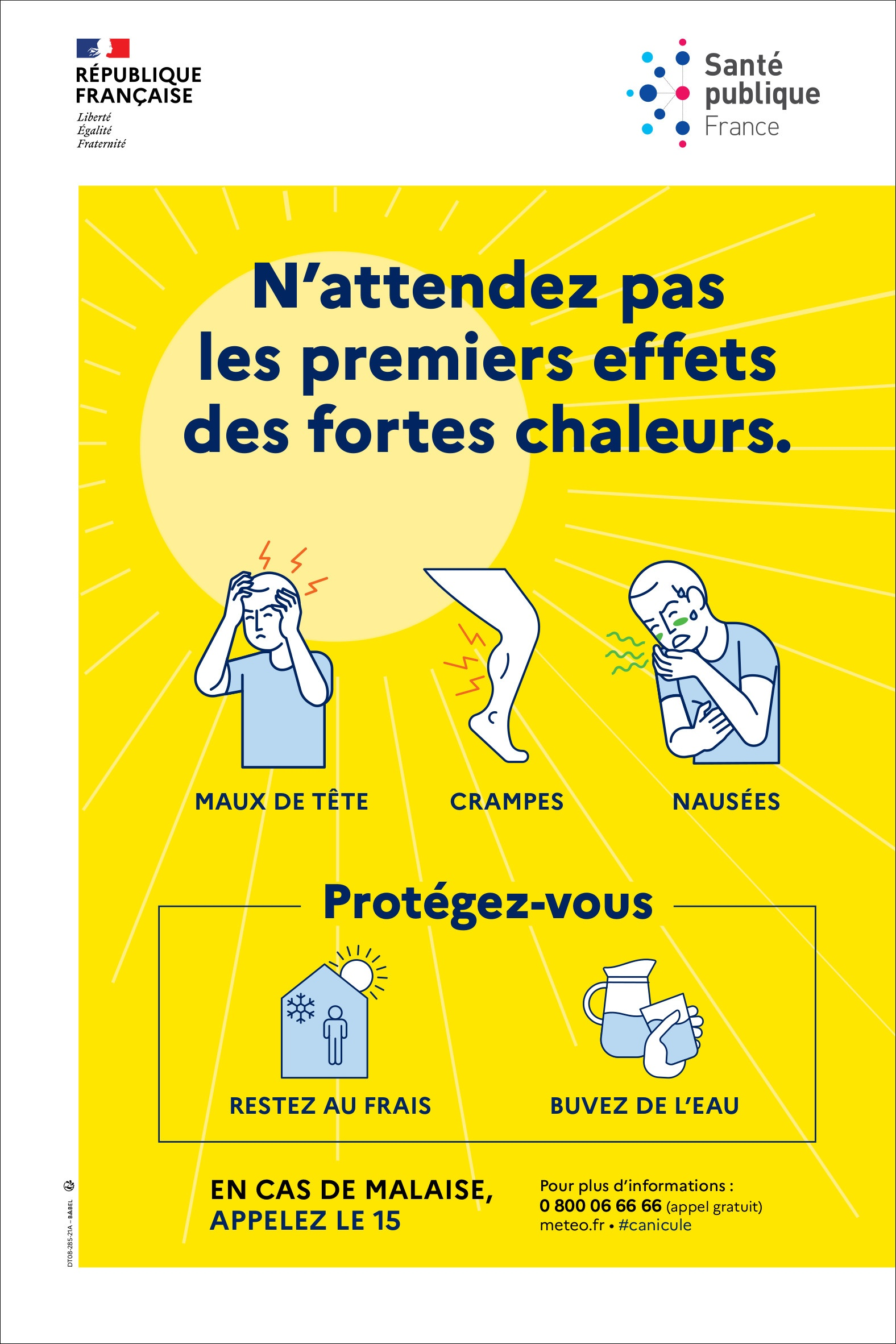 You are currently viewing PREVENTION – CANICULE