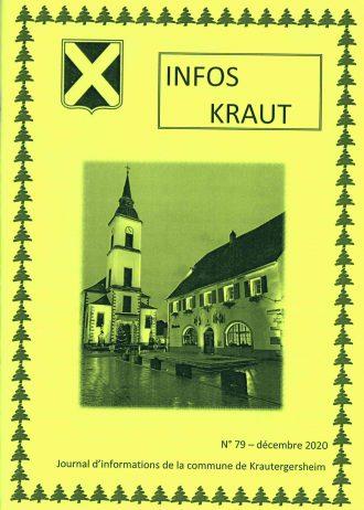 Couv Infos Kraut - Décembre 2020