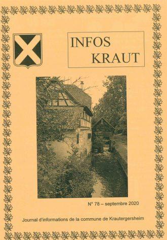 Couv infos Kraut 09.2020