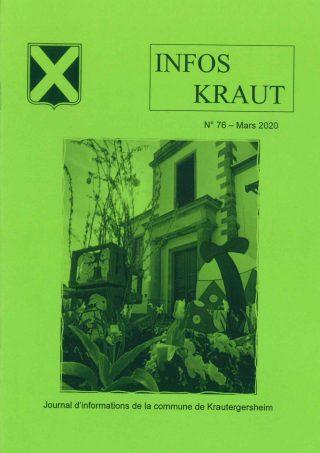 Couv infos kraut 03.2020