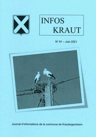Couverture Infos Kraut Juin 21